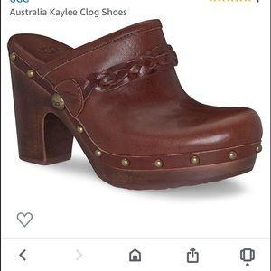 """Uggs """"Kaylee"""" clogs/mules"""